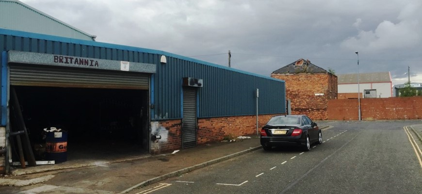 PRICE REDUCED - Bespoke Metal+Car Body Shop With Huge Potential