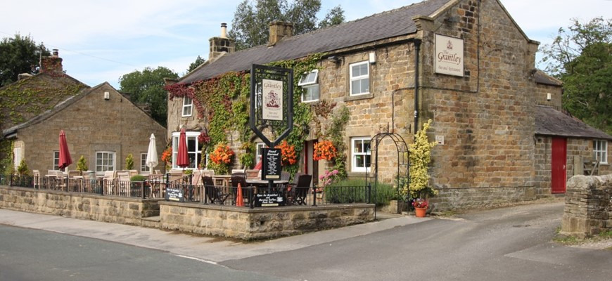 PRICE REDUCED - The Grantley Bar & Restaurant In Ripon