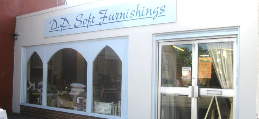 PRICE REDUCED - Soft Furnishing Company In Syston, Leicestershire