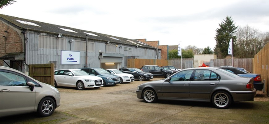 PRICE REDUCED - Car Sales Business in Hertfordshire