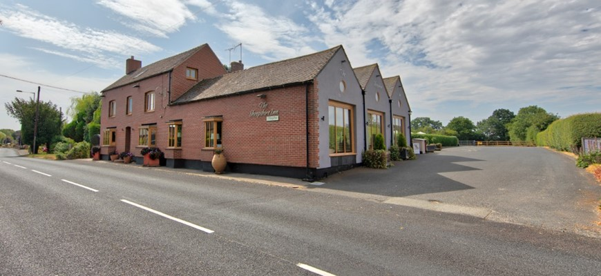 The Shropshire Inn Reduces Asking Price!