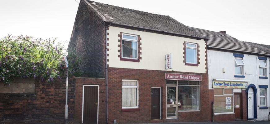 PRICE REDUCED - Freehold Takeaway & Accommodation - Stoke-On-Trent