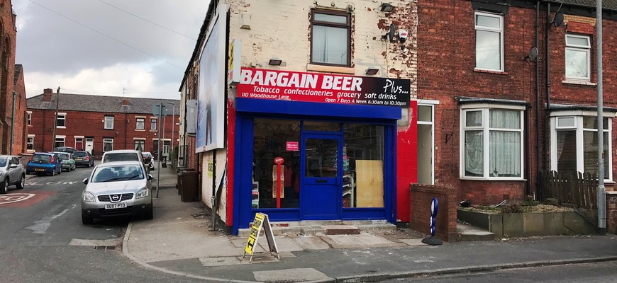 PRICE REDUCED - Popular Off Licence & Convenience Store In Wigan