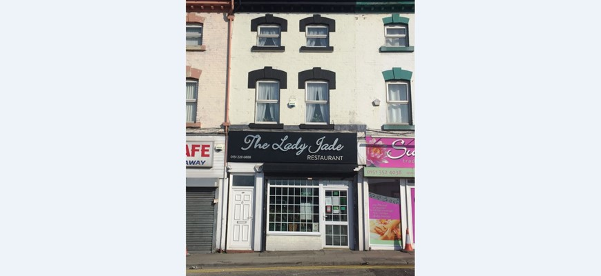 PRICE REDUCED - Licenced Chinese Restaurant In Merseyside