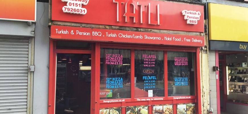 PRICE REDUCED - Refurbished Takeaway - Bootle