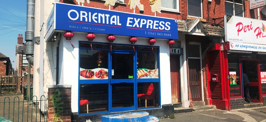 PRICE REDUCED - Chinese Takeaway In Stretford