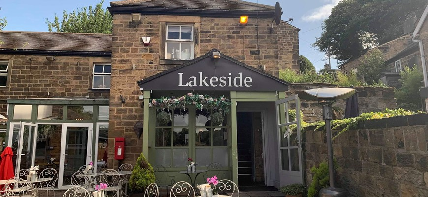 PRICE REDUCTION - Lakeside Cafe In Newmillerdam