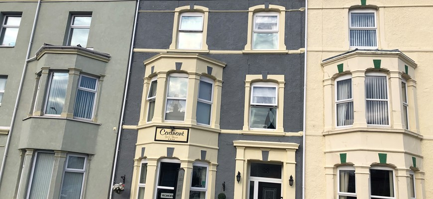 Refurbished Llandudno guest house comes to market!
