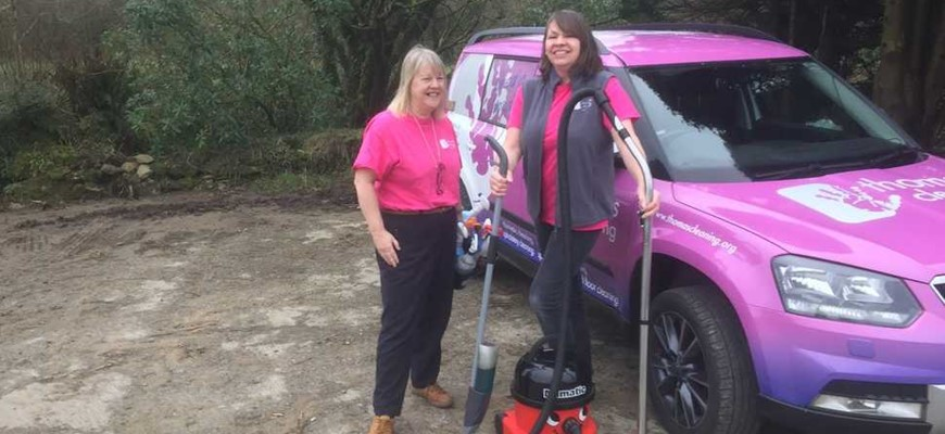North Devon Cleaning Franchise  For Sale!